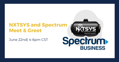 NXTSYS Agents: Meet and Greet With Spectrum