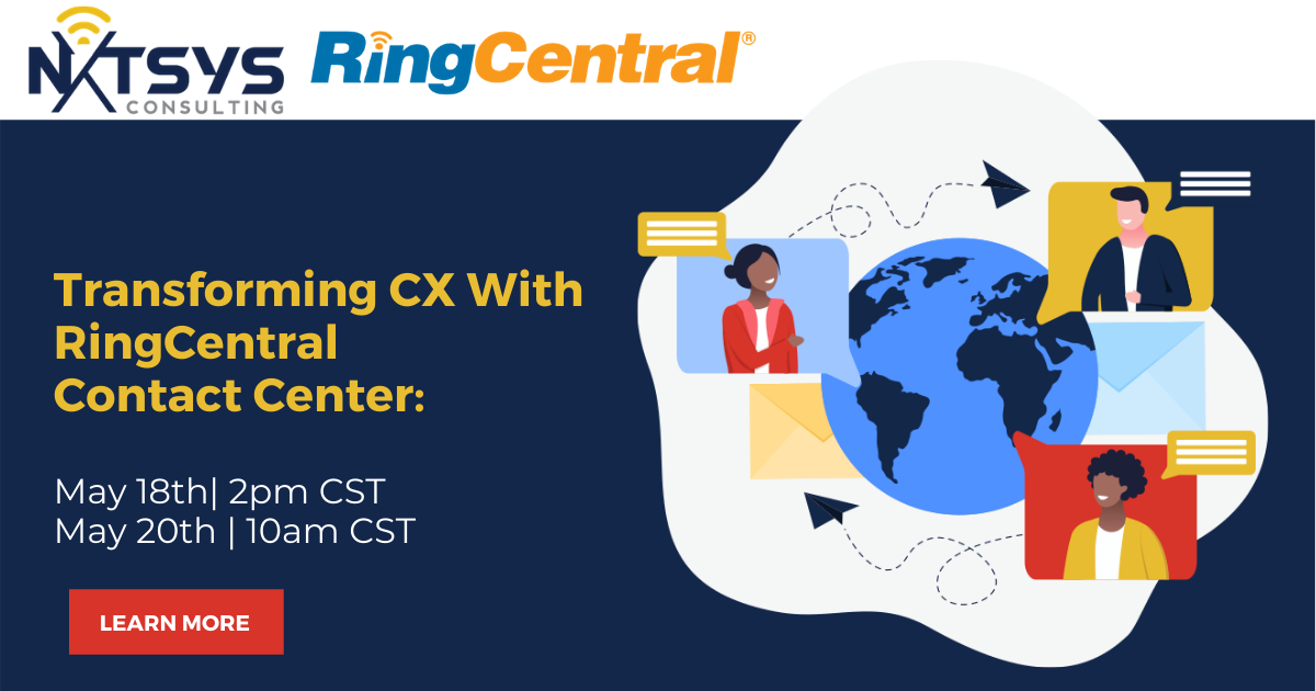 Transform the Customer Experience With RingCentral